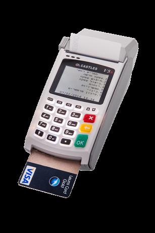 מסופון אשראי ניידVEGA-5000