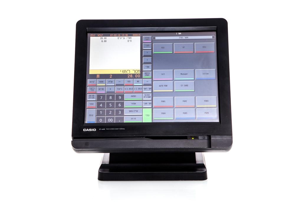 עמדת מכירה QT-6600