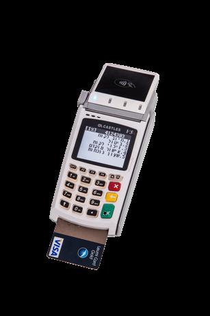 מסופון אשראי חצי נייד- VEGA5000