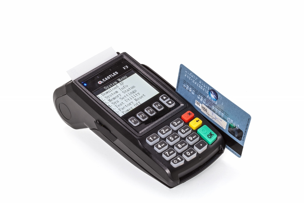 מסופון אשראי נייד VEGA3000